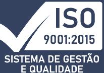 Certificaçao ISO 9001:2015